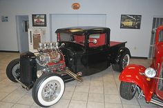Ford : Other Pickups 2 DOOR 1934 FORD TRUCK  HOT R - http://www.legendaryfinds.com/ford-other-pickups-2-door-1934-ford-truck-hot-r/
