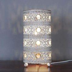 Cream Annabelle Table Lamp