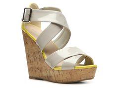 Madden Girl Kiwii Wedge Sandal