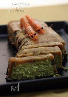 Terrina di zucchine e mazzancolle - La Cucina di Calycanthus