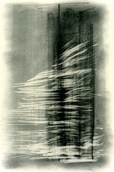 Gerhard Richter. Graphite on paper. 1999. . . ●彡