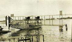"""BIG FISH""  Curtiss H16 Flying Boat"