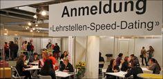 20 Minuten - Ein Speed-Date mit dem zukünftigen Arbeitgeber - Basel
