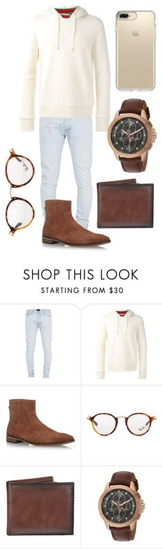"""Lorenzo"" by vejacomotenpovoa ❤ liked on Polyvore featuring Fear of God, Gucci, KG Kurt Geiger, Ray-Ban, Croft & Barrow, Michael Kors, Speck, men's fashion and menswear"
