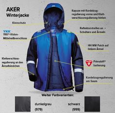 Helly Hansen AKER Kollektion | Arbeitsschutz-Express