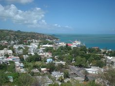 Port Mathurin, Rodrigues Indian-Ocean Island of Rodrigues