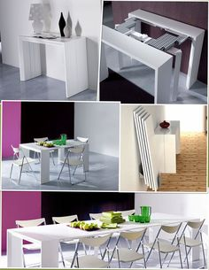 From: Http://www.apartmenttherapy.com/ Resource Furnitureu0027s Goliath Table