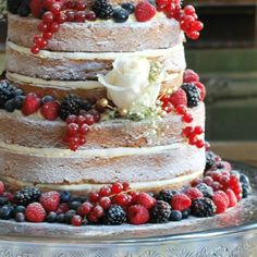 Resultado de imagen para nude cake winter wedding