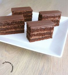 The best chocolate cakes of your life! - The best chocolate cakes of your life! Sponge Cake Easy, Sponge Cake Roll, Vanilla Sponge Cake, Chocolate Sponge Cake, Sponge Cake Recipes, Best Chocolate Cake, Easy Cake Recipes, Gourmet Recipes, Snack Recipes