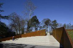 A Rememberance Site – Parc des Glacis / 2/3/4/