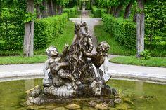 Genussreisetipps für Franken - Garten Pracht in Veitshöchheim  ... #genussreisetipps #rokokogärten #veitshöchheim