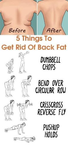 Lose Fat Fast - 5 Things To Get Rid Of Back Fat - Do this simple 2 -minute ritual to lose 1 pound of belly fat every 72 hours Lose Back Fat, Lose Fat Fast, Lose Belly Fat, Lose Stomach Fat Fast, Back Fat Workout, Belly Fat Workout, Excersise For Back Fat, Reduce Back Fat Exercise, Shred Workout