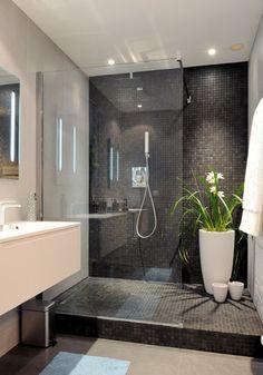 15 inspirations pour une salle de bain moderne - IDEO