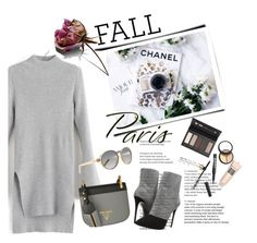 """Paris in Fall"" by clotheshawg ❤ liked on Polyvore featuring Prada, Borghese, VonZipper and Giuseppe Zanotti"