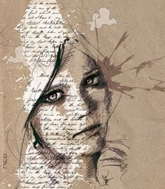 Florian Nicolle is a graphic designer and illustrator freelancer based in France. Florian has a degree in Graphic Design and have passion on illustration. Art And Illustration, Portrait Illustration, Illustration Fashion, Art Illustrations, Fashion Illustrations, Pintura Graffiti, Creation Art, Galaxy Painting, Painting Abstract