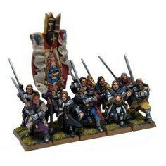 Good knights forlorn
