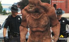 Bigfoot Busted In Beckley ...Again