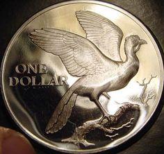 Trinidad and Tobago 1 dollar-1979. These are no longer in circulation.