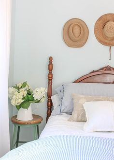 My Home Paint Colors: Warm Neutrals and Calming Blues