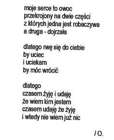 """""""Może wejdziesz do łóżka. Porozmawiamy."""" ~ Tadeusz Różewicz"""
