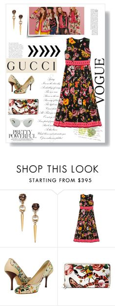 """""""Gucci"""" by maidaa12 ❤ liked on Polyvore featuring Gucci"""