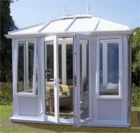 Bespoke Upvc Diy Garden Rooms. Modular DIY. Garden office