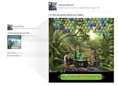 Play Games Directly in YourFacebook News Feed: