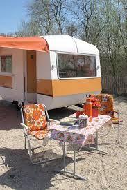 Afbeeldingsresultaat voor retro campingstoel