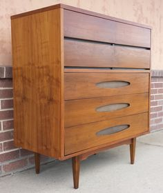 Mid Century Modern The Real McCoy Dresser Credenza Bedroom