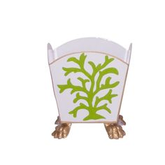 Green Coral Cachepot/Small