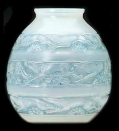 THE SPLENDORS OF LALIQUE ART,  Vases