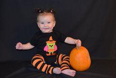 Halloween baby !