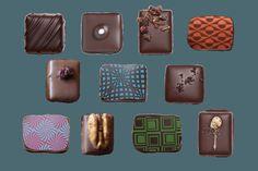 Black Dinah Chocolate - Farm Market Collection, Isle Au Haut Maine