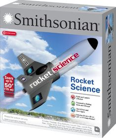 Model Rocket Kits - Smithsonian Science Activities Rocket Science Kit ** Read more at the image link.