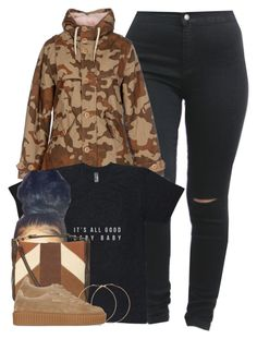 """""""I want my dreams to rescue me."""" by cheerstostyle ❤ liked on Polyvore featuring People of Canada, Forever 21, Puma, women's clothing, women, female, woman, misses and juniors"""