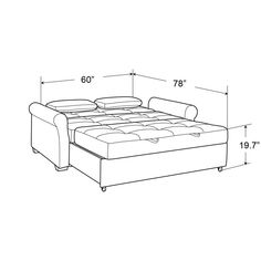 Serta Haiden Queen Sofa Bed, Gray - Walmart.com - Walmart.com Sofa Bed Navy Blue, Grey Sofa Bed, Futon Sofa, Sleeper Sofa, Queen Size Sofa Bed, Pull Out Sofa Bed, Convertible Bed, Guest Room Office, Bed Dimensions