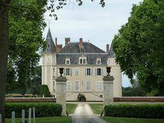 Château de Clavières à Ardentes by wally52, via Flickr ~ Centre France