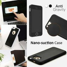 Anti Gravity Nano Suction Tech Magic Selfie Phone Case Cover For iPhone 6 SSQ in Cell Phones & Accessories, Cell Phone Accessories, Cases, Covers & Skins Iphone 7 Screen Protector, Iphone Phone, Phone Case, Anti Gravity, Nanotechnology, Iphone 7 Plus Cases, Apple Tv, 6s Plus, Cell Phone Accessories