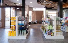 Farmacia-diseño-Pharmacy-design-quesada-ciudad-real #farmacia de diseño #design pharmacy