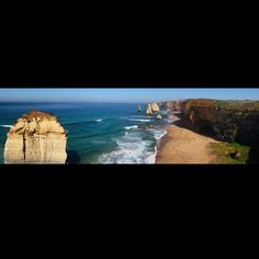 3rd time alone the Great Ocean Road! Will never get bored of this  #australia #victoria #vic #greatoceanroad #12apostles #beach #waves #sea #summer #roadtrip #backpacker #adventure #explore #travelling #christmas #christmaseve by sarahwilson764
