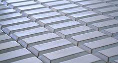 Beveled Bricks field tile