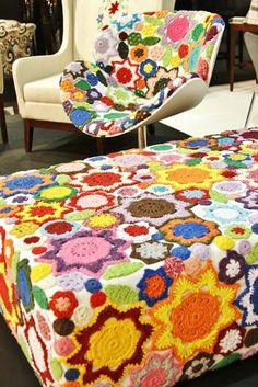 blog de decoração - Arquitrecos: Crochet não é coisa do passado (E tem SORTEIO!!!)