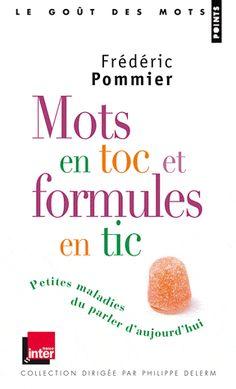 """Entre la """" céclairite """" et la """" justouille """", il est clair que juste tout le pays n'est plus capable de faire des phrases correctes. Avec humour et recul, Frédéric Pommier montre du doigt nos tics de langage, relayés par les médias."""