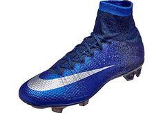 f52cdb50657 Nike Mercurial Superfly CR FG - Hyper Cobalt   Black - SoccerPro.com