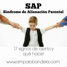 Amparo Bandera - Terapia: SAP - Síndrome de alienación parental