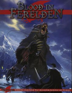 Dragon Age RPG Blood in Ferelden