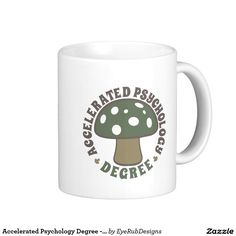 Accelerated Psychology Degree - Psychedelics, Camo Classic White Coffee Mug for Responsible Users of Psychedelic Plants, Psilocybin and Magic Mushrooms Enthusiasts - #psychedelic #mushrooms #magicmushrooms #hallucinogen #shaman #shrooms #fungi #shrooming #trippy #psilocybin #mushroomhunting #mycelium #mycology