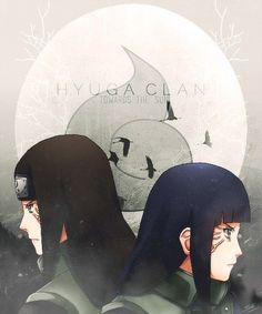 Hinata and Neji nejihina yin get & yang anime manga cute couple Naruto Shippuden