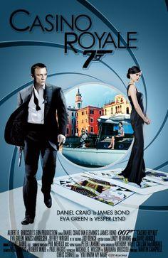 Casino royale james bond movie artwork by jackiejr. James Bond Party, James Bond Theme, Casino Royale Movie, Casino Movie, James Bond Movie Posters, James Bond Movies, Casino Party Decorations, Casino Theme Parties, Casino Night Food