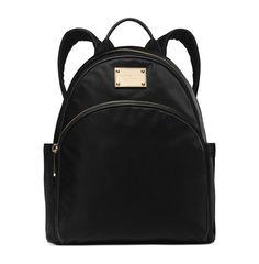 01258d6971 MICHAEL Michael Kors Small Nylon Backpack Bőr Hátizsák, Táskák, Stílus,  Divat, Kézitáskák